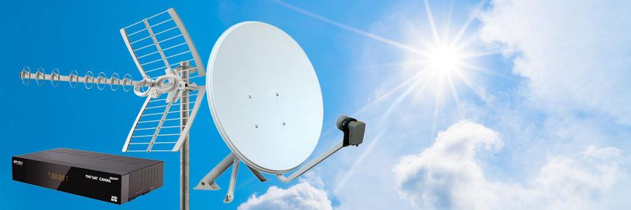 Antennes TV et Satelite